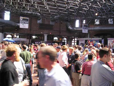 American Beer Fest Crowd