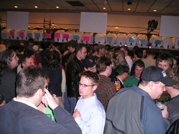 Crowd at NERAX