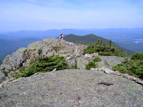 West Bigelow summit view