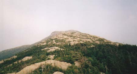 Mt. Mansfield Summit